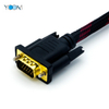 3D OEM Male HDMI to VGA Cable with Enthernet