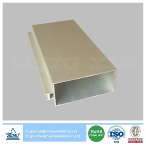 Aluminium Profile for Curtain Wall, Thermal Break