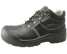 0144 buffalo leather pu sole work shoes for men