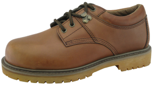 379-1 ban oil full grain leather goodyear welted boots with steel toe