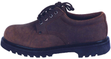 Good quality safety shoes steel toe and steel sole avaliable