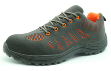 BTA017 cut resistant stylish kevlar sport safety shoe