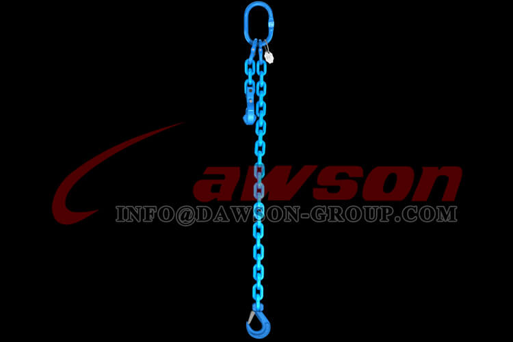 Application of G100 Master Link for Chains, Grade 100 Forged Master Link - China Manufacturer, Supplier - DAWSON GROUP LTD.