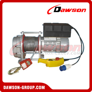 DS-KDJ-200F-DS-KDJ-400F 200-400kg Crane Electric Windlass, AC Electric Windlass