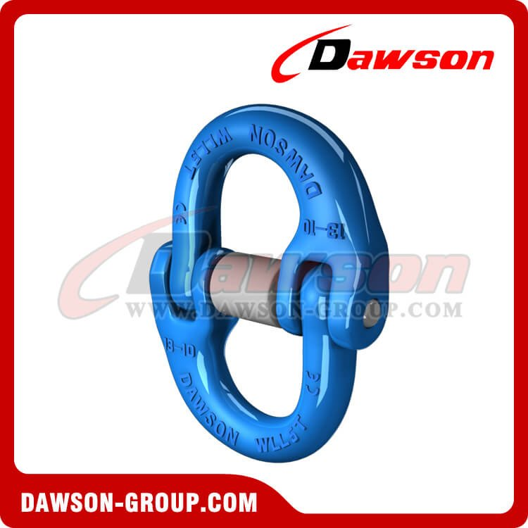 G100 Japanese Type Connecting Link for Lifting Slings - China Manufacturer - Dawson Group Ltd.
