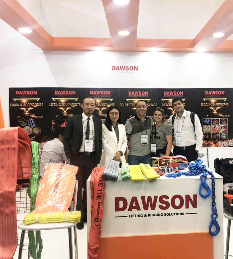DAWSON - Brazil Feicon Batimat 2019 Show - China Factory, Supplier