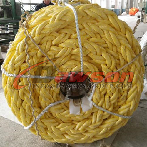 8 Strand Polypropylene Rope - Dawson Group Ltd. - China Factory, Supplier