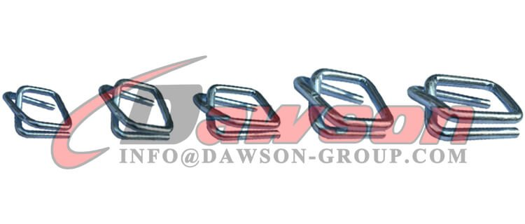 Steel Wire Buckle for Polyester Composite Cord Strap - Dawson Group Ltd. - China Supplier