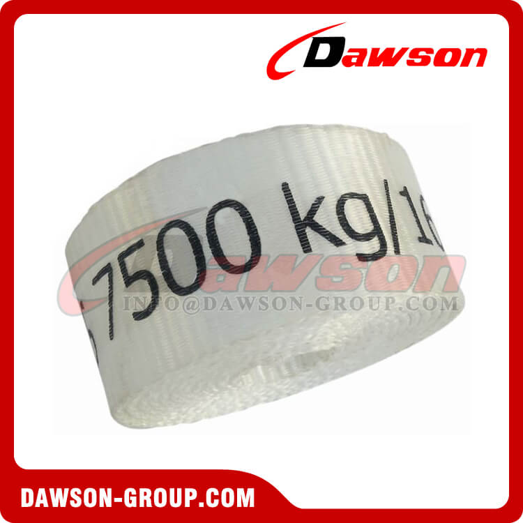 50mm 7500daN One Way Lashing Systems, One Way Cord Strap - Dawson Group Ltd. - China Manufacturer