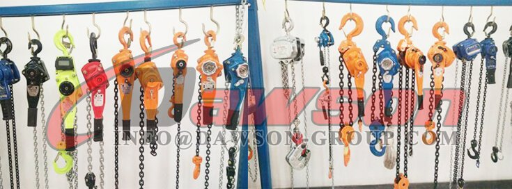 Scale Lever Hoist with Display for 1T and 2T - Dawson Group Ltd. - China Supplier