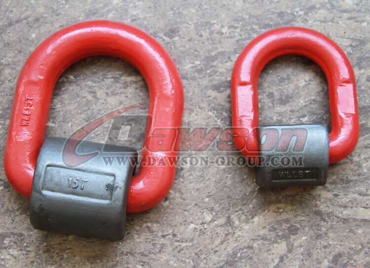 G80 Weld On D Ring, Grade 80 Weld-on Pivoting D Link - Dawson Group Ltd.- China Manufacturer Supplier