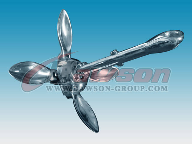 Stainless Steel 316 Folding Anchor Type A