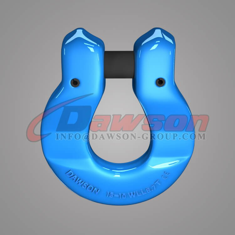 Grade 100 Forged Alloy Steel Omega Link for Lifting Chain Slings - Dawson Group Ltd. - China Supplier, Exporter