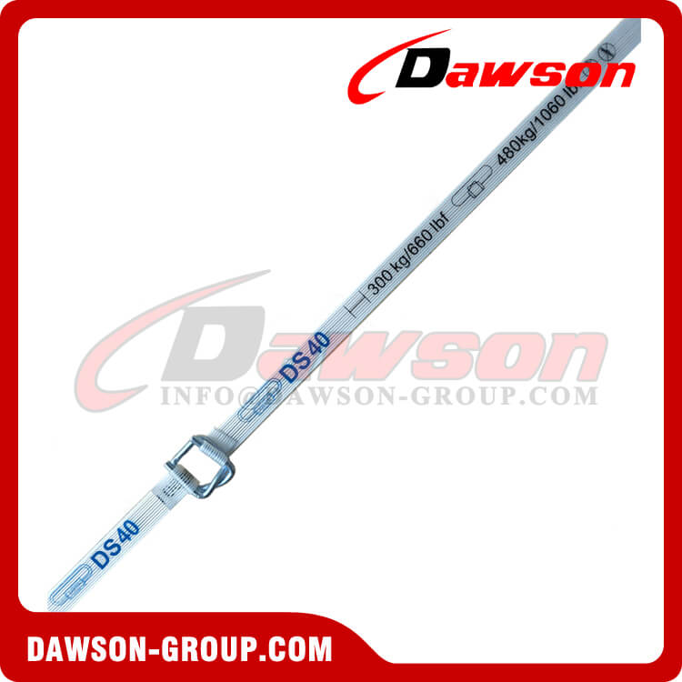 13mm Polyester Cord Composite Strap, One Way Cord Strap - Dawson Group Ltd. - China Factory