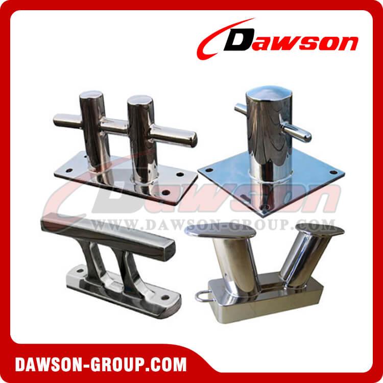 Stainless steel mooring bollard, Marine Hardware - China