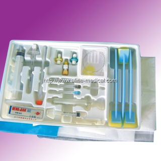 Disposable Puncture Set for Anesthesia