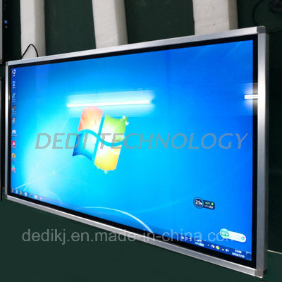 Dedi 50inch Capacitive Infrared 10 Points Touch LCD Digital WiFi Electronic Interactive Whiteboard