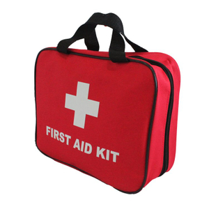 basic adventure first aid kit for outdoor activities