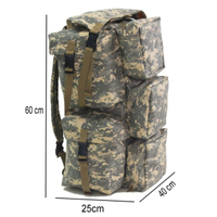 Military Combat Medical Tactical packback