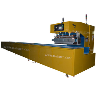 Automatic Walking High Frequency Welding Machine for PVC Tents, Water Bladders