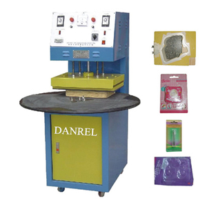 Manually Paper Cards Blister Packing Machine