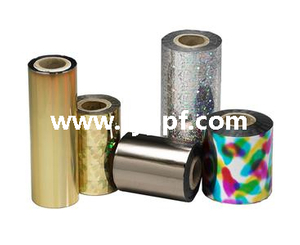 Film Golden Metallized PVC