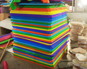 Padding Desk for indoor playground