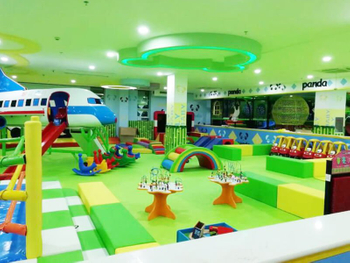Froest Theme Indoor Playground -India