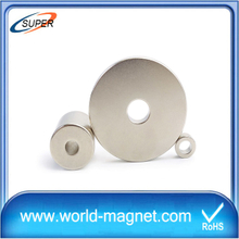 high performance neodymium ring/circular magnets