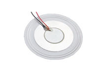 piezo diaphragm 43mm-3N43+0.8TEEWA