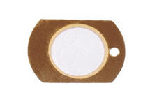Piezo diaphragm15mm-3B15+4.0TEC