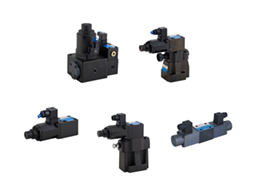 Proportional Control Valve Series