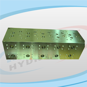 Cetop 10 Standard Flow Parallel Circuit Manifold