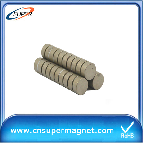 Wholesale D6*4mm Disc magnets SmCo