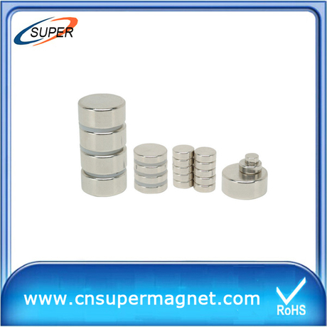 Strong special shape Ndfeb magnet