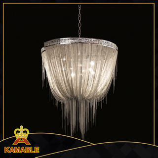 Luxury project pendant chain chandelier(KA100)