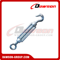 DIN 1480 Hook & Eye Turnbuckle