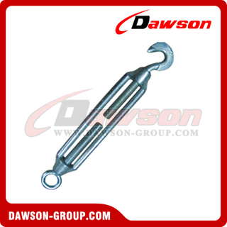Turnbuckle Malleable Commercial Type