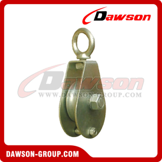 DS-B184 Korean Type Mini Pulley with Eye