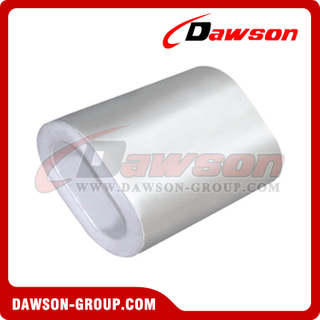 Wire Rope Aluminum Oval Sleeves