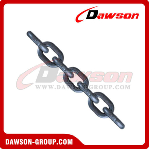 Grade 80 Alloy Load Chain EN818-7 for Chain Block, Class T DAT DT Hoist Load Chain, Grade T DAT DT Hoist Load Chain
