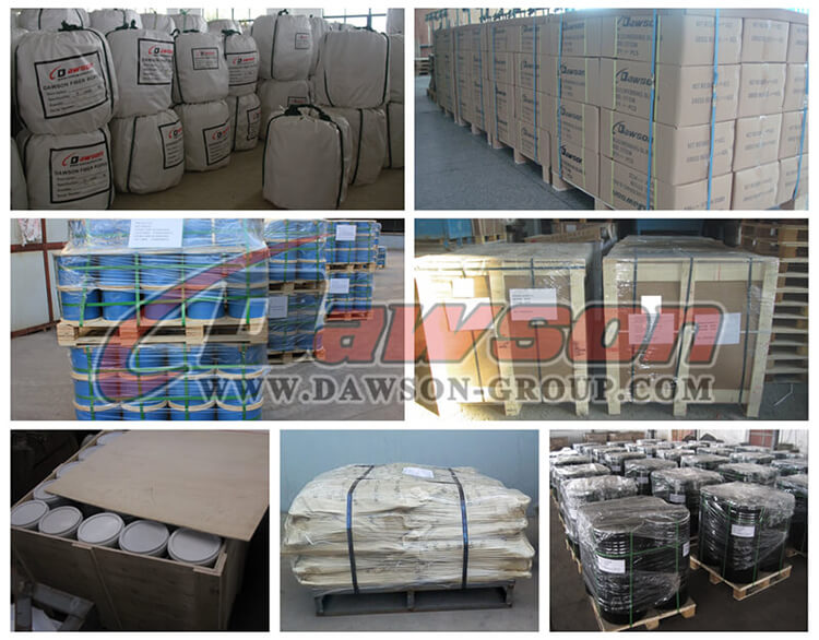Package of Energy Absorbers - Dawson Group Ltd. - China Manufacturer, Supplier, Factory
