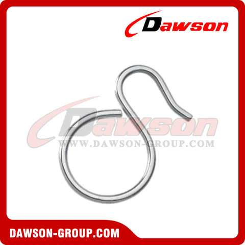 Stainless Steel Pipe S Hook