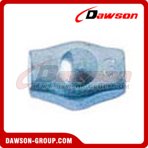 Galvanized Simplex Wire Rope CLip