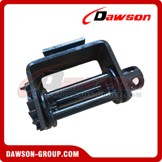 Portable Winch - Three Bars - Flatbed Truck Winches for Cargo Lashing Straps