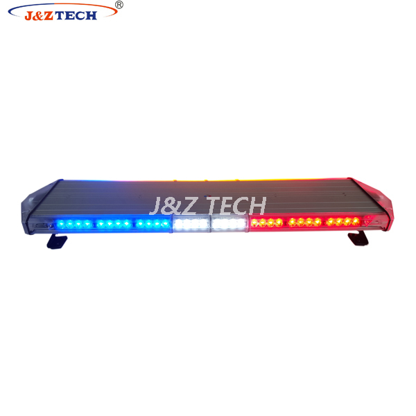Aluminum housing Ambulance police led lightbar