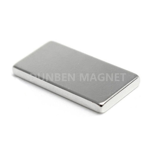 N52 Strong Rectangular Neodymium Magnets 25x10x3mm Block NdFeB Rare Earth Magnets