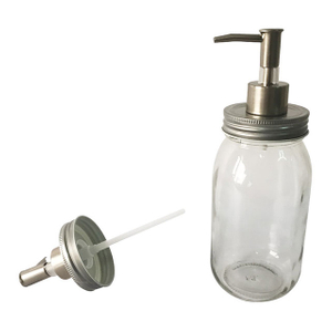 Mason Jar Pump Cap