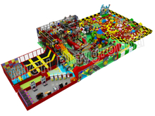 Kids Amusement Soft Indoor Playground 6620B