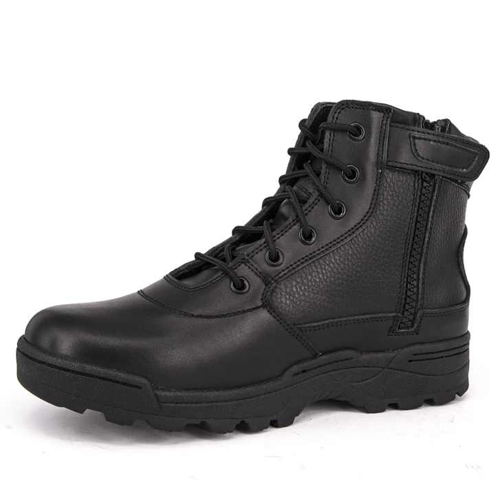 6103-8 milforce leather boots